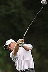 18 March 2010: Spencer Levin tees off in the first round of the Transitions Championship Tournament at Innisbrook Golf Resort in Palm Harbor, Florida.
