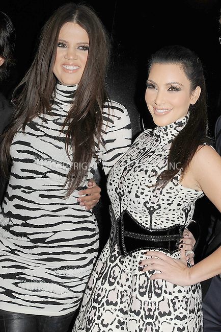 WWW.ACEPIXS.COM . . . . . .October 6, 2010, New York City...Khloe Kardashian and Kim Kardashian  join The Spin Crowd to celebrate the season finale at Provocateur on October 6, 2010 in New York City....Please byline: KRISTIN CALLAHAN - ACEPIXS.COM.. . . . . . ..Ace Pictures, Inc: ..tel: (212) 243 8787 or (646) 769 0430..e-mail: info@acepixs.com..web: http://www.acepixs.com .