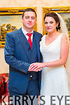 Lisa McKenna, Lixnaw, daughter of Pat McKenna and the Late Hannah McKenna, and Stephen Goggin, Causeway, son of Paddy and Catherine Goggins were married at St. Michael's Church Lixnaw by Fr. Maurice Brick on Tuesday 30th December 2014 with a reception at Ballyroe Heights Hotel