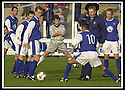 26/10/02       Collect Pic : James Stewart                     .File Name : stewart-qots v ross county 12.ANDY GORAM WATCHES AS HIS TEAM MATES TRIE TO KEEP WARM UNTIL A REPLACEMENT OFFICIAL IS FOUND..........James Stewart Photo Agency, 19 Carronlea Drive, Falkirk. FK2 8DN      Vat Reg No. 607 6932 25.Office : +44 (0)1324 570906     .Mobile : + 44 (0)7721 416997.Fax     :  +44 (0)1324 570906.E-mail : jim@jspa.co.uk.If you require further information then contact Jim Stewart on any of the numbers above.........