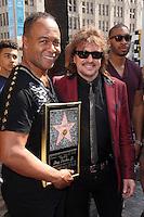 Ray Parker Jr, Richie Sambora<br /> at the Ray Parker Jr. Star on the Hollywood Walk of Fame, Hollywood, CA 03-06-14<br /> David Edwards/DailyCeleb.Com 818-249-4998