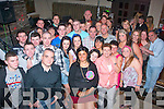 21ST PARTY: Natasha Hogan, Hawley Pk, Tralee (front centre) had a smashing time in Kirby's Brogue, Tralee celebrating her 21st birthday last Saturday night surrounded by many friends and family.
