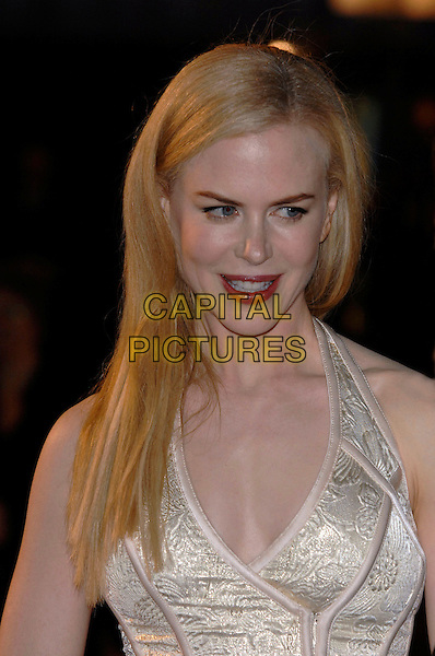 ".""The Golden Compass"" world film premiere.Odeon cinema, Leicester Square, London, England.27th November 2007.Ref: CAP/PL.©Phil Loftus/Capital Pictures"