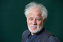 Michael Ondaatje Novelist and writer at The Edinburgh International Book Festival 2011.His hotly-anticipated new novel is without question his finest to date. Launched worldwide at this event, The Cat's Table tells the story of a child and his journey from Ceylon to England on an ocean liner in the 1950s. As the child grows up into the realities of adult life, he looks back on his voyage as a symbol of the floating dream of childhood. Join the man who won the 1992 Booker Prize for The English Patient, to hear about a new book that's sure to be hailed as a modern classic.  Credit Geraint Lewis