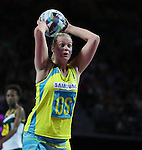 2016 Fast 5 Netball World Series<br /> Game 13<br /> Australia v South Africa<br /> <br /> Photo: Grant Treeby