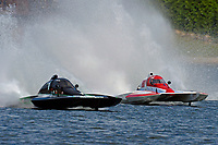 "Y-1, Keith McMullen, Y-80 ""Outlaw""      (1 Litre MOD hydroplane(s)"