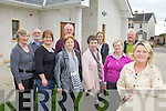 OPEN DAY: Staff and volunteers at Listowel Day Care Centre which is holding an open day on Sunday next, front l-r: Marie Reen, Shirley Styles (Care Assistant), Noreen Queally, Ethna Galvin, Mary Anne O'Connor, Isabel McDonagh (Nurse Co-ordinator). Back l-r: Mike Moriarty, Brendan O'Sullivan, Aisling Hanrahan (Community Physiotherapist), Finbarr Mawe.