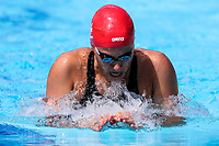 Picture by Alex Whitehead/SWpix.com - 08/04/2018 - Commonwealth Games - Swimming - Optus Aquatics Centre, Gold Coast, Australia - Aimee Willmott of England competes in the Women's 200m Individual Medley heats.