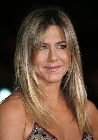"""Westwood, CA - DECEMBER 07: Jennifer Aniston, At Premiere Of Paramount Pictures' """"Office Christmas Party"""" At Regency Village Theatre, California on December 07, 2016. Credit: Faye Sadou/MediaPunch"""