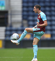 Burnley's Stephen Ward<br /> <br /> Photographer Mick Walker/CameraSport<br /> <br /> Football Pre-Season Friendly - Preston North End  v Burnley FC  - Monday 23st July 2018 - Deepdale  - Preston<br /> <br /> World Copyright &copy; 2018 CameraSport. All rights reserved. 43 Linden Ave. Countesthorpe. Leicester. England. LE8 5PG - Tel: +44 (0) 116 277 4147 - admin@camerasport.com - www.camerasport.com