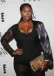 MODEL PRECIOUS LEE ATTENDS E!, ELLE & IMG KICK-OFF NYFW: THE SHOWS WITH EXCLUSIVE CELEBRATION HELD AT SANTINA IN THE MEAT PACKING DISTRICT
