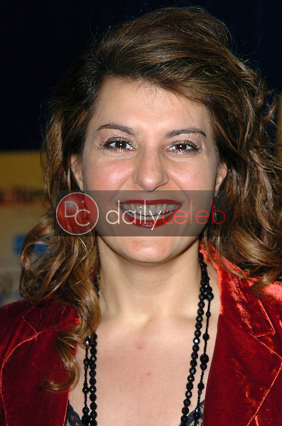 """Nia Vardalos<br /> at the Beyond Words """"The Writers Talk"""", Writers Guild Theater, Beverly Hills, CA 02-17-05<br /> <br /> Chris Wolf/DailyCeleb.com 818-249-4998"""
