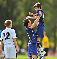 Day 3 - Vic V TAS - U13 Boys - NJC 2009