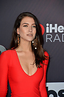 Nathalia Ramos at the 2018 iHeartRadio Music Awards at The Forum, Los Angeles, USA 11 March 2018<br /> Picture: Paul Smith/Featureflash/SilverHub 0208 004 5359 sales@silverhubmedia.com