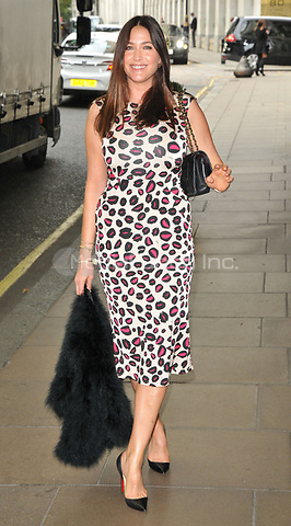 Lisa Snowdon at the Future Dreams's &quot;United for Her&quot; fundraising charity lunch, Savoy Hotel, The Strand, London, England, UK, on Monday 09 October 2017.<br /> CAP/CAN<br /> &copy;CAN/Capital Pictures /MediaPunch ***NORTH AND SOUTH AMERICAS ONLY***
