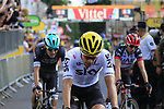 Mikel Landa (ESP) Team Sky crosses the finish of Stage 3 of the 104th edition of the Tour de France 2017, running 212.5km from Verviers, Belgium to Longwy, France. 3rd July 2017.<br /> Picture: Eoin Clarke | Cyclefile<br /> <br /> All photos usage must carry mandatory copyright credit (&copy; Cyclefile | Eoin Clarke)