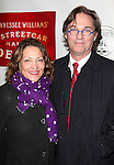 Richard Thomas with wife Georgiana.attending the Broadway Opening Night Performance of 'A Streetcar Named Desire' at the Broadhurst Theatre on 4/22/2012 in New York City.