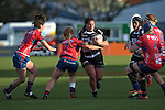 NELSON, NEW ZEALAND - SEPTEMBER 27: Mako Woman v Hawkes Bay. Trafalgar Park, Nelson, New Zealand. Friday 27 September 2019. (Photos by Barry Whitnall/Shuttersport Limited)
