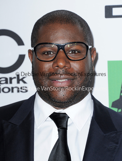 Steve McQueen attends The 17th Annual Hollywood Film Awards held at The Beverly Hilton Hotel in Beverly Hills, California on October 21,2012                                                                               © 2013 Hollywood Press Agency