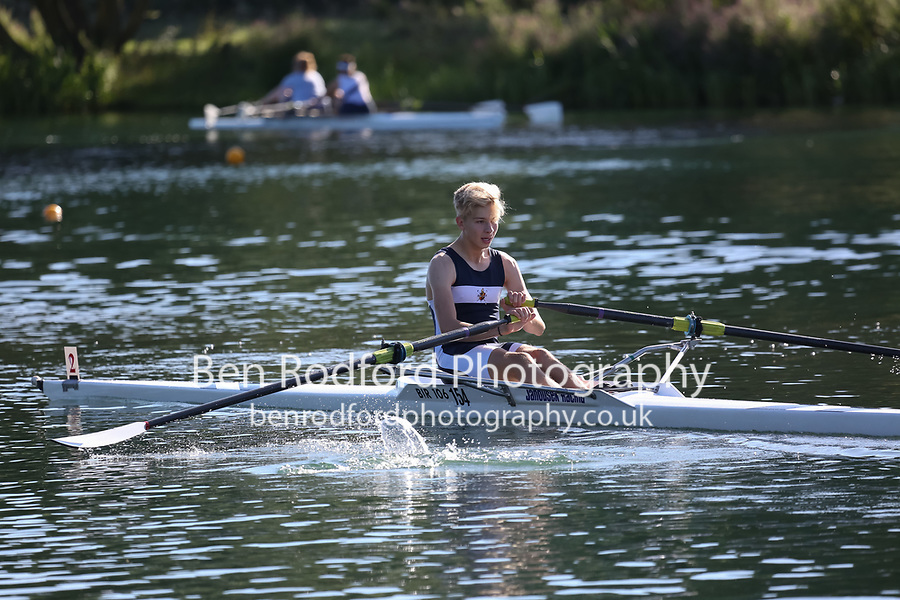 Race: 13: J15 1x  Heat 2<br /> <br /> Peterborough Summer Regatta 2017 - Sunday<br /> <br /> To purchase this photo, or to see pricing information for Prints and Downloads, click the blue 'Add to Cart' button at the top-right of the page.