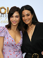 WEST HOLLYWOOD, CA - JANUARY 5: Jenna Dewan, Emmanuelle Chriqui, at the 6th Annual Gold Meets Golden Brunch at The House on Sunset in West Hollywood, California on January 5, 2019. <br /> CAP/MPI/FS<br /> &copy;FS/MPI/Capital Pictures