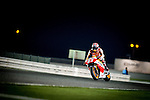 doha. qatar. 22.03.2014. qatar grand prix. qualifing classification from motogp. marc marquez