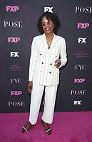 "WEST HOLLYWOOD, CA - AUGUST 9: Charlayne Woodard, at Red Carpet Event For FX's ""Pose"" at Pacific Design Center in West Hollywood, California on August 9, 2019. <br /> CAP/MPIFS<br /> ©MPIFS/Capital Pictures"