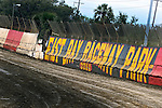 Feb 06, 2011; 5:27:19 PM; Gibsonton, FL., USA; The Lucas Oil Dirt Late Model Racing Series running The 35th annual Dart WinterNationals at East Bay Raceway Park.  Mandatory Credit: (thesportswire.net)
