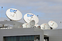- Milan, new headquarters of SKY TV satellite television in Santa Giulia area at Rogoredo<br />