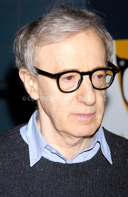 WWW.ACEPIXS.COM . . . . . ....NEW YORK, MARCH 16, 2005....Woody Allen at the 'Melinda and Melinda' premiere held at Chelsea West Cinemas.....Please byline: KRISTIN CALLAHAN - ACE PICTURES.. . . . . . ..Ace Pictures, Inc:  ..Philip Vaughan (646) 769-0430..e-mail: info@acepixs.com..web: http://www.acepixs.com