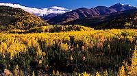The Alaska Range, Denali National Park, Alaska
