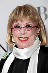 Phyllis Newman arriving at the 63rd Annual Antoinette Perry Tony Awards at Radio City Music Hall in New York City on June 7, 2009.