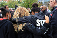 SU Black Student Union and Campus Allies in Solidarity with Mizzou