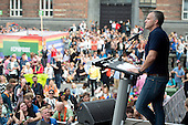 US Ambassador to Denmark Rufus Gifford Speaks at the Copenhagen Pride Festival