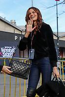 NOVA YORK, EUA, 08.11.2018 - VICTORIA-SECRET - A modelo brasileira Barbara Fialho chega para o desfile da Victoria Secret que acontece hoje quinta-feira, 08 em Nova York nos Estados Unidos. (Foto: Vanessa Carvalho/Brazil Photo Press)