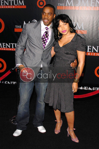 Duane Martin and Tisha Campbell<br />