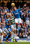 James Tavernier and Scott Brown