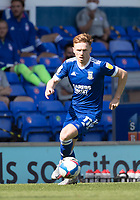 Jon Nolan of Ipswich Town drives forward during Ipswich Town vs Wigan Athletic, Sky Bet EFL League 1 Football at Portman Road on 13th September 2020