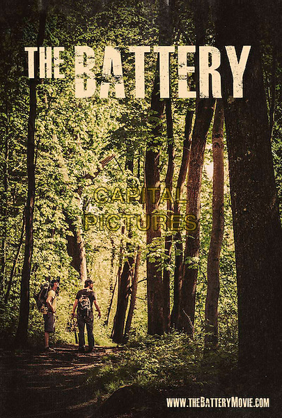 POSTER ART.in The Battery (2012) .*Filmstill - Editorial Use Only*.CAP/NFS.Supplied by Capital Pictures.