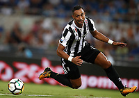 Calcio, Football - Juventus vs Lazio Italian Super Cup Final  <br /> Juventus' Medhi Benatia in action during the Italian Super Cup Final football match between Juventus and Lazio at Rome's Olympic stadium, on August 13, 2017.<br /> UPDATE IMAGES PRESS/Isabella Bonotto