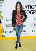 09 October  2017 - Hollywood, California - Victoria Justice. L.A. premiere of National Geographic Documentary Films' &quot;Jane&quot; held at Hollywood Bowl in Hollywood. <br /> CAP/ADM/BT<br /> &copy;BT/ADM/Capital Pictures