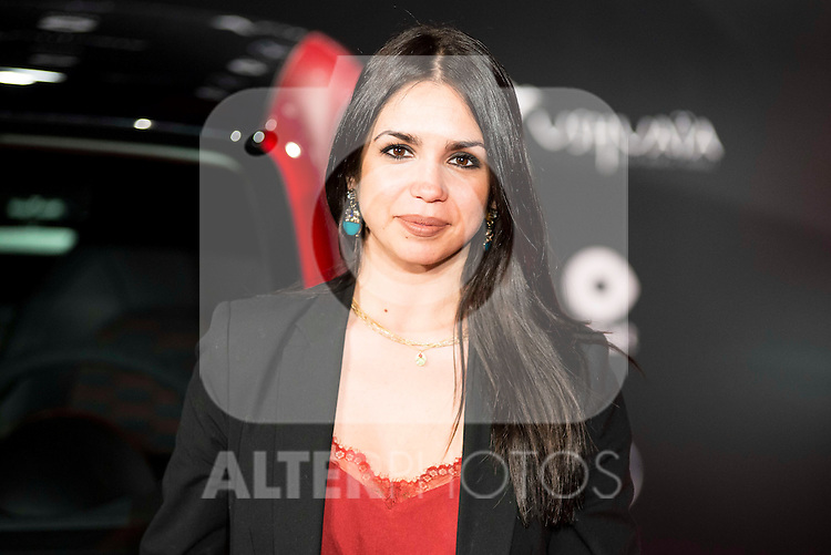 Elena Furiase attends to the party organized by Mercedes - Benz and Ushuaia Ibiza to the presentation of new Smart Fortwo Ushuaia Limited Edition 2016 at the Palacio de Cibeles in Madrid. March 10, 2016. (ALTERPHOTOS/BorjaB.Hojas)