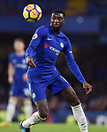 Antonio Rudiger of Chelsea during the premier league match at Stamford Bridge Stadium, London. Picture date 30th December 2017. Picture credit should read: Robin Parker/Sportimage