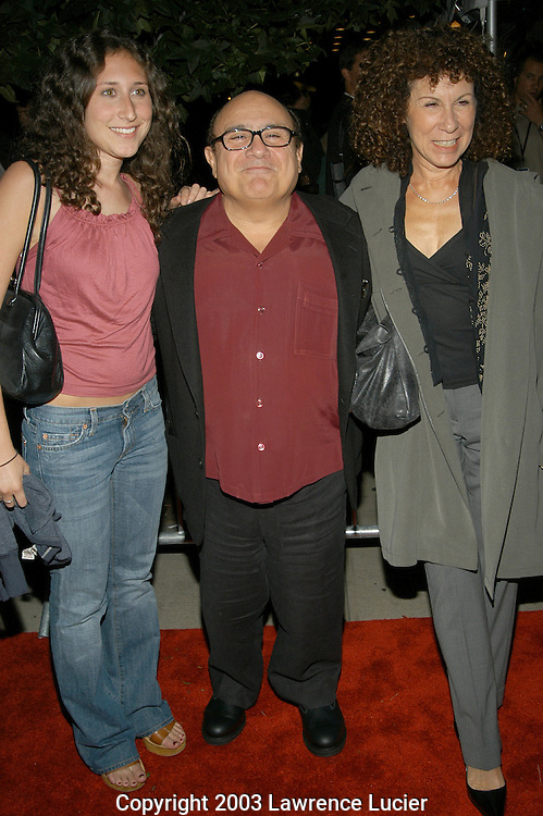 Daughter, Danny Devito, Rhea Pearlman