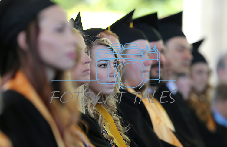 Images from Western Nevada College 2017 Commencement in Carson City, Nev. on Monday, May 22, 2017.  <br /> Photo by Cathleen Allison/Nevada Photo Source