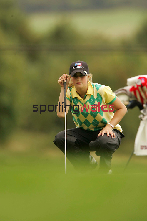 Junior Ryder Cup.The Celtic Manor Resort.18.09.06.©Steve Pope.Steve Pope Photography.The Manor .Coldra Woods.Newport.South Wales.NP18 1HQ.07798 830089.01633 410450.steve@sportingwales.com