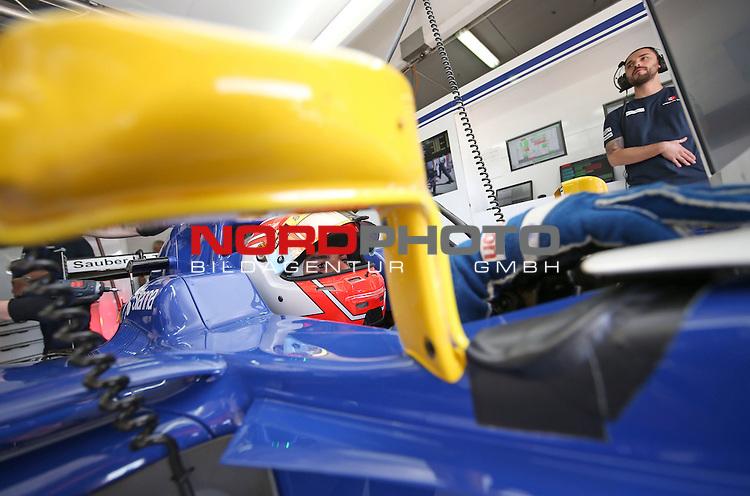 07.05 - 10.05.2015, Circuit de Catalunya, Barcelona, ESP, Formel 1, 2015,  im Bild Felipe Nasr (BRA) Sauber F1 Team<br />  Foto &copy; nph / Mathis
