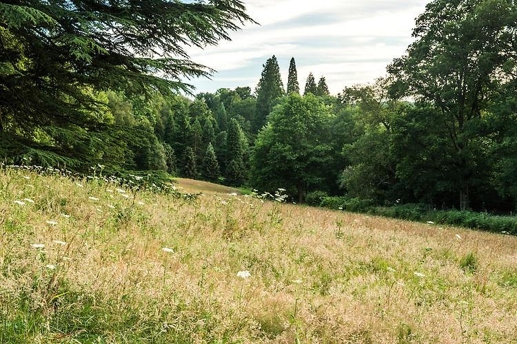 Wakehurst Place - Royal Botanic Gardens, Kew. Ardingly, West Sussex, UK.