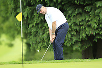 Shane Carr (Warrenpoint) during the final of the AIG Jimmy Bruen Ulster Final at Dungannon Golf Club, Dungannon, Tyrone, Ireland. 11/08/2017<br /> Picture: Fran Caffrey / Golffile