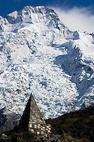 Mount Sefton and Mountain climing memorial